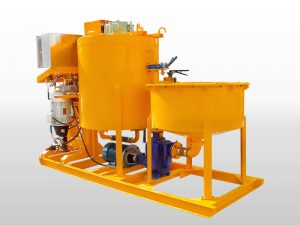 peristaltic grout pump
