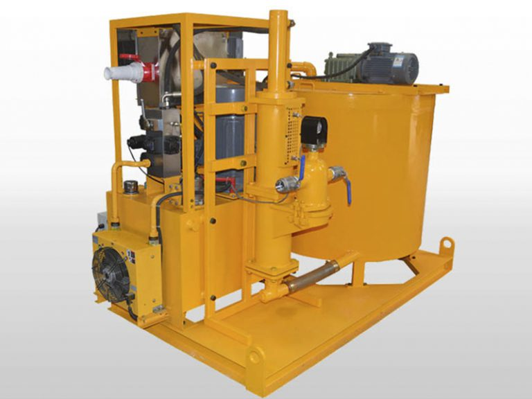 concrete grout pump