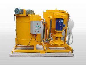 cement mortar grout pump