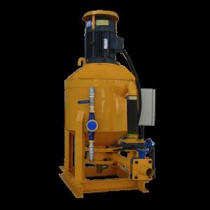 high shear grout mixer