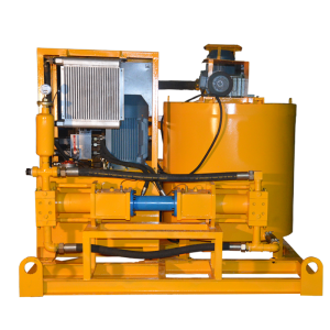 pressure grout pump