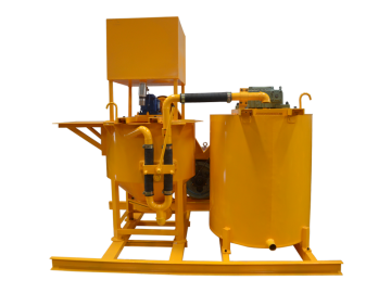 grouting plant
