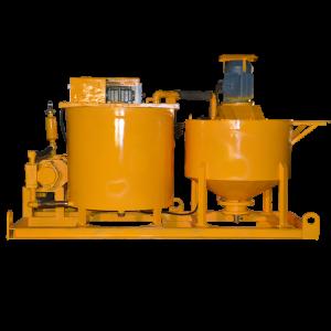 grouting pump machine