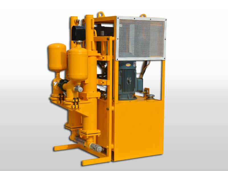 GGM80/50PLD-E Double-Plunger Hydraulic Grouting Pump