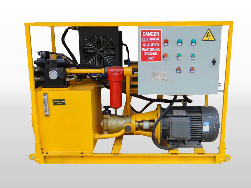 GGH Series High-Pressure Grouting Pump