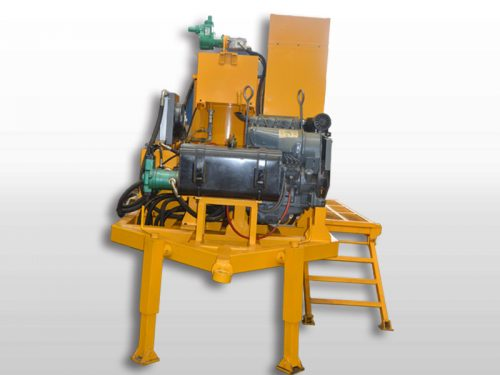 cement mixer pump