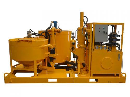 diesel-grout-pump