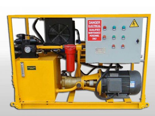 electric hydraulic grouting pump