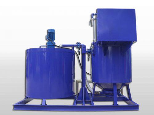 high speed industrial agitating mixer