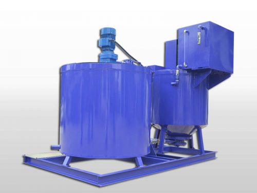 hot in Singapore grout mixer and agitator