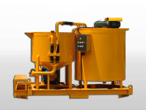 turbo grout mixer