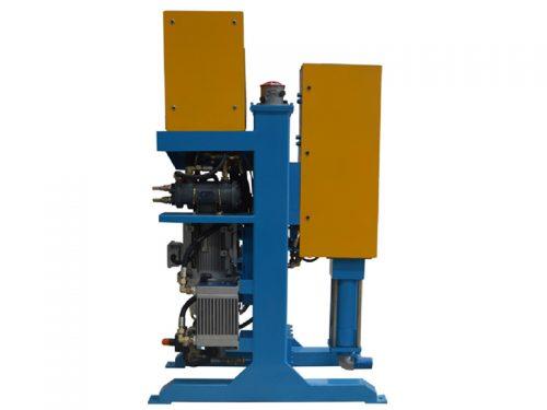 vertical grout pump